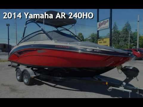 2014 Yamaha AR 240HO for sale in Angola, IN