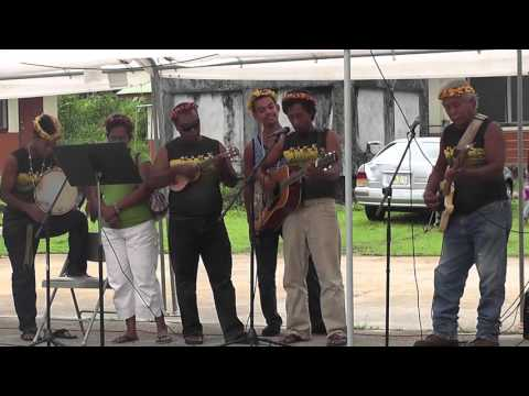 June 2015 Music Competition in UH Pohnpei