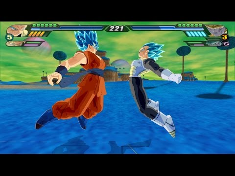 Vegeto Blue Super Saiyan God Vs Golden Metal Cooler Dragon Ball Z