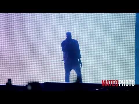 """Kanye West """"All Of The Lights"""" Live at the 2014 Made In America Festival"""