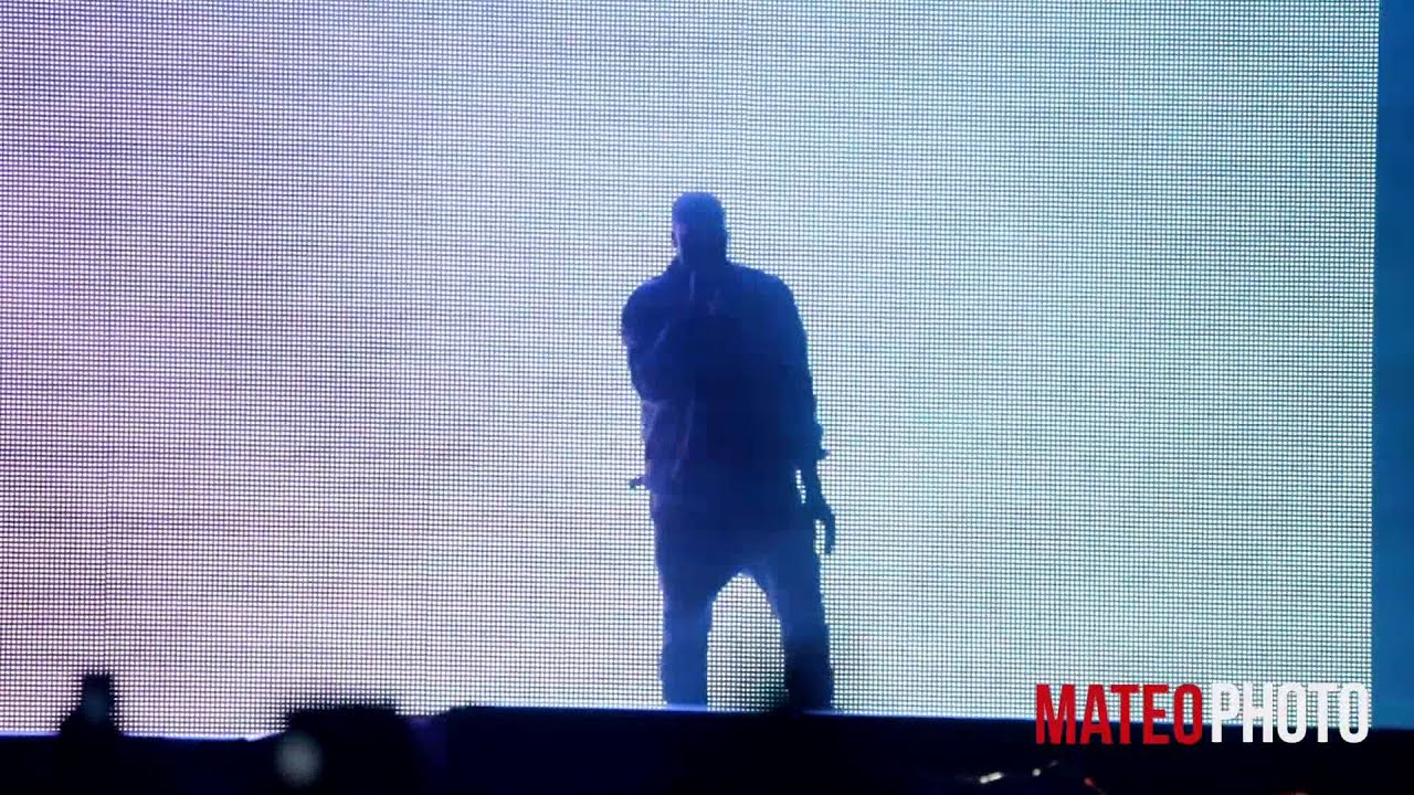 Kanye West All The Lights Live at the Made In America