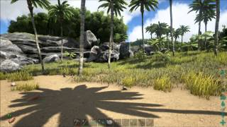 Ark Survival Evolved Co-Op part 70: Lush beaches without crocodiles