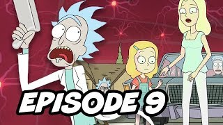 Rick and Morty Season 3 Episode 9 - Rick's Untold History Theory