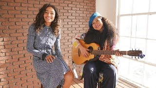 coldplay yellow cover by zee avi and dana williams