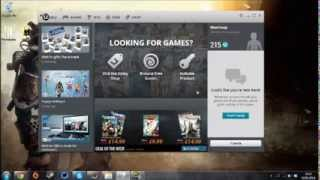 How to redeem a Uplay CD key