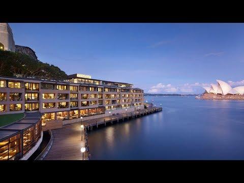 Park Hyatt Sydney - A True Five-star Luxury Hotel
