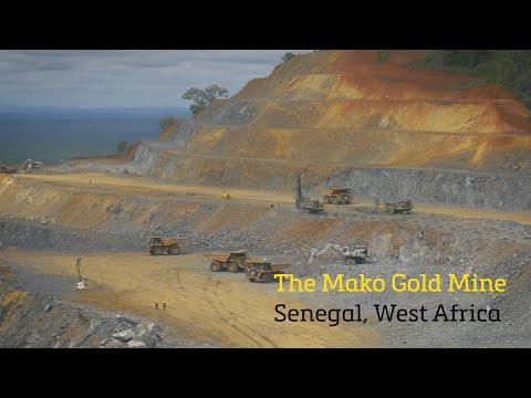 Resolute Mining's Mako Gold Project