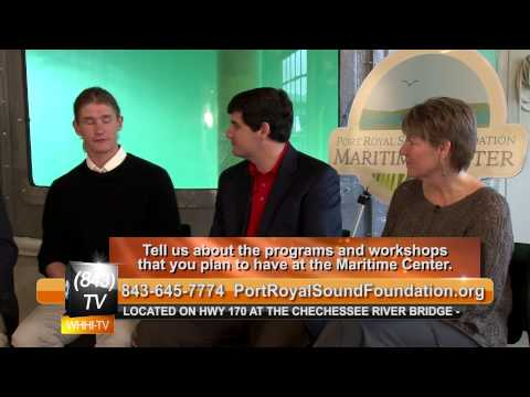 843TV | Port Royal Maritime Center | 1-6-2015 | Only on WHHI-TV
