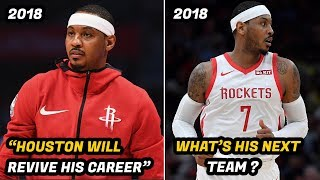 This is Why Carmelo Anthony