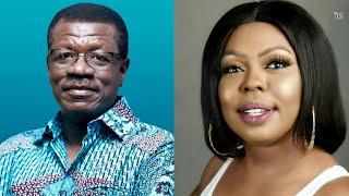 Afia Schwarz BIast Pastor Mensah Otabil for Money Squander!n.....
