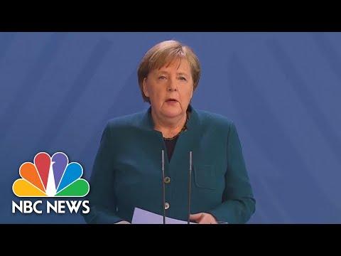 Global Coronavirus Impact: Italy's Hospitals Strained, Merkel In Quarantine | NBC Nightly News