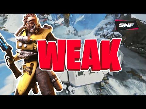 AJR - Weak   Apex Legends Montage #arriveup