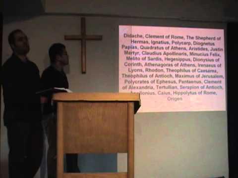 A Presentation on the Historicity of the Resurrection delivered in Smyrna (Izmir), Turkey