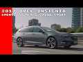 2017 Opel Insignia Sports Tourer & Grand Sport