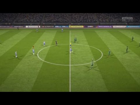 FIFA 18 Clip 11 The mechanics on this game are fucking SHITE