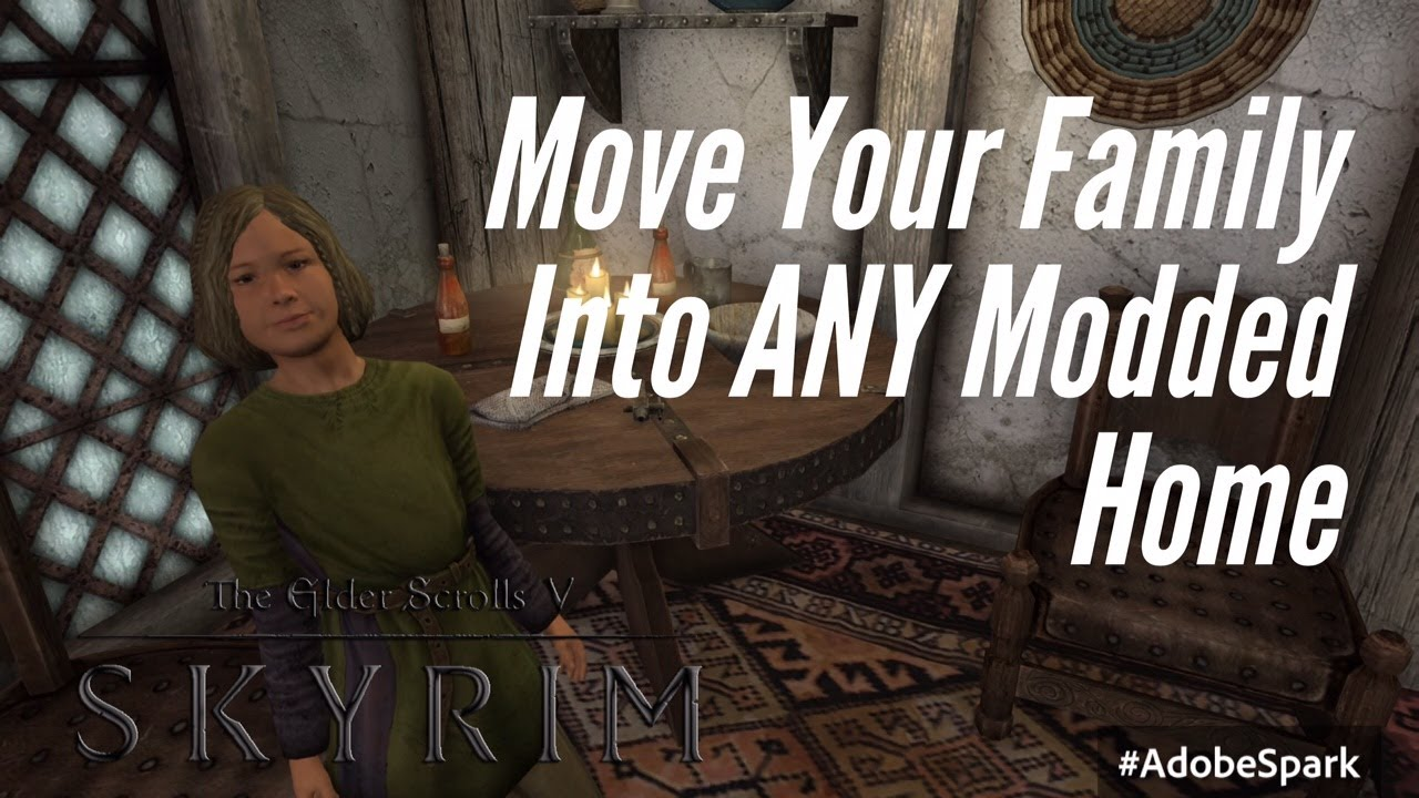 Repeat Skyrim PS4 Mods: Relocate NPC by anacondasqueese