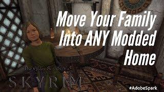 Skyrim PS4 Mods: Relocate NPC