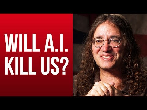 BEN GOERTZEL - WILL ARTIFICIAL INTELLIGENCE KILL US? How The Singularity is Coming - Part 1/2 | LR