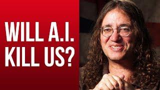 BEN GOERTZEL - WILL ARTIFICIAL INTELLIGENCE KILL US? How The Singularity is Coming - Part 1/2 | LR