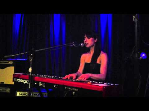 Shannon Hurley - Lost In Space (LIVE) Julian Vincent