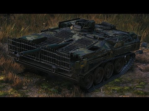 World Of Tanks Strv 103B - 7 Kills 10,5K Damage