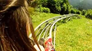 Eibl Jet Türnitz - Gabrielle im Geschwindigkeitsrausch