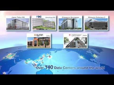 NTT Communications Overview