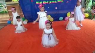 em yêu mùa hè quê em - Nguyễn Trang Bảo nhi - MN Vĩnh Tân