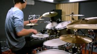 Meshuggah - Clockworks (Drum Cover)