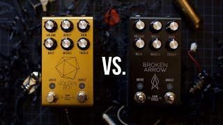 Jackson Audio Golden Boy vs. Broken Arrow: Which Should YOU Buy?
