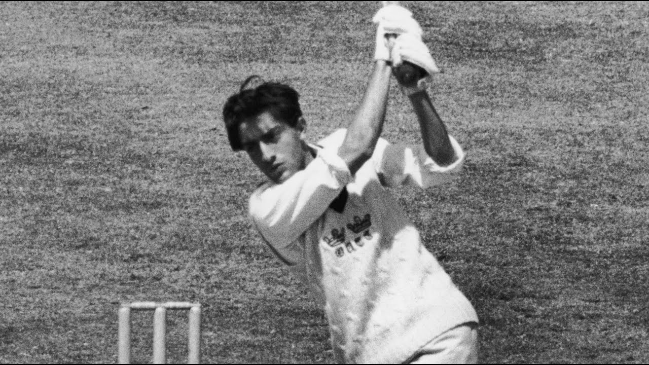mak pataudi  of  India in Test cricket KreedOn