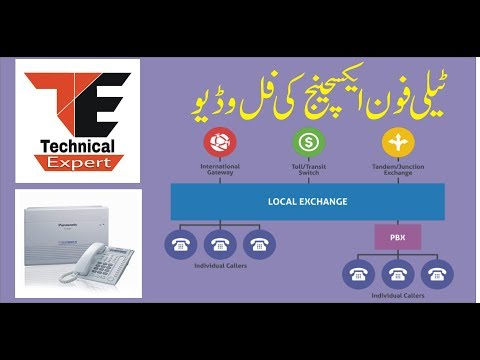 How Does A Telephone Exchange System Work Office 2019