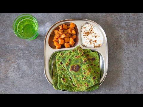 recette-de-pains-indiens-palak-parantha-₪-pankaj-sharma