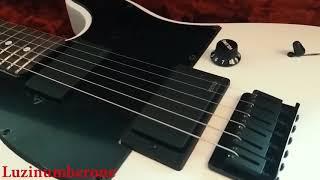 Jim Root   Fender Telecaster   Flat White   Unboxing