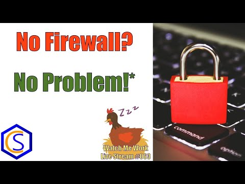 Do You Need A Firewall For Joomla? - 👀 Watch Me Work 063