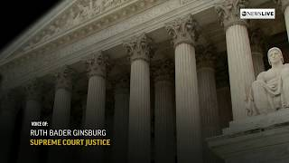 Supreme Court Justice Ruth Bader Ginsberg asks questions while hospitalized | ABC News