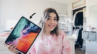 NEW 2020 iPAD PRO UNBOXING!!