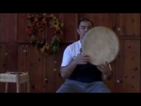 Abbos Kosimov (ACTA 2009 Master Artist) Uzbek Doira Solo Improvisation