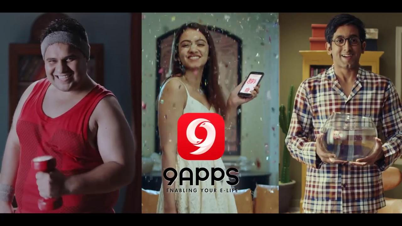 Image result for 9apps ads