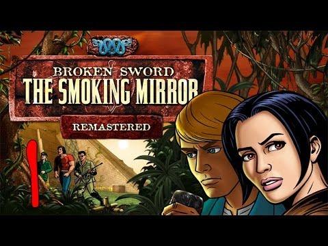 iFonejacker9 :: Broken Sword 2: The Smoking Mirror Let's Play Part 1 |