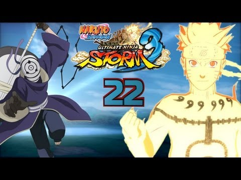 Naruto Shippuden Ultimate Ninja Storm 3 - Episode Final ! Travel Video