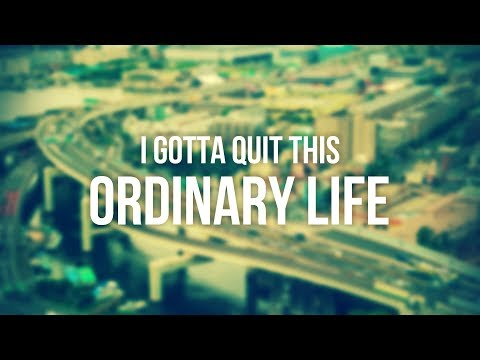 Simple Plan - Ordinary Life (Lyric Video)