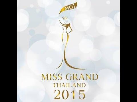 พลอย วรางคนาง วุฑฒยากร - Miss Tourism Queen of The Year International 2014/15