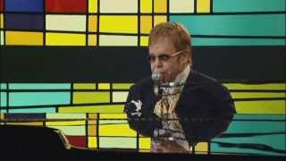Watch Elton John Weight Of The World video