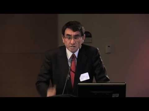 "Taro Kono ""Japan's Energy Challenges after Fukushima"""