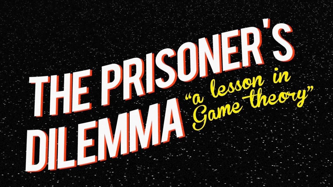 The Prisoners Dilemma >> The Prisoner's Dilemma - Interactive Lesson - YouTube