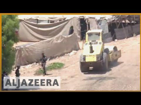 🇵🇸 🇮🇱 Israel: Top court temporarily blocks demolition of Khan al-Ahmar | Al Jazeera English