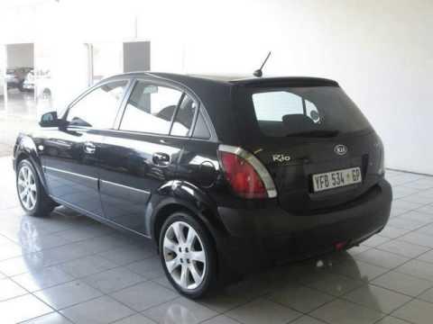 2009 kia rio 1 6 5 door sport auto auto for sale on auto trader south africa youtube. Black Bedroom Furniture Sets. Home Design Ideas