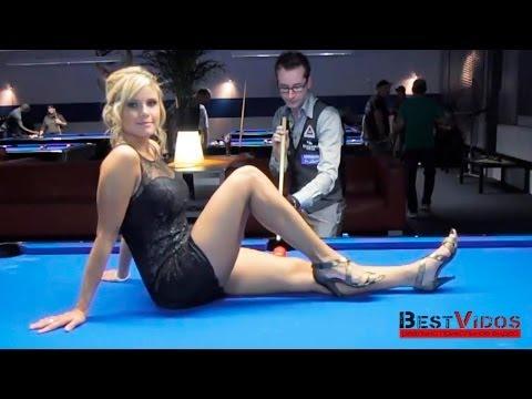 Sexy Pool или Невероятные трюки на бильярде