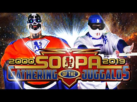 The 20th Annual Soopa Gathering of the Juggalos 2019 Infomercial